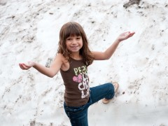 And then, on Day 19 of the PapiBlogger Road Trip, LeBron Goes to Miami and the Kids Discover Snow! Thumbnail