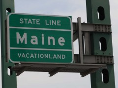 On Day 35, PapiBlogger Finally Reaches Maine! Thumbnail