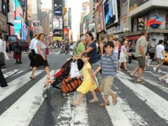 PapiBlogger Goes to Broadway on Day 39 of Family Road Trip Thumbnail