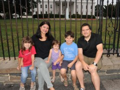 PapiBlogger Family Visits White House on Day 44 of Road Trip Thumbnail