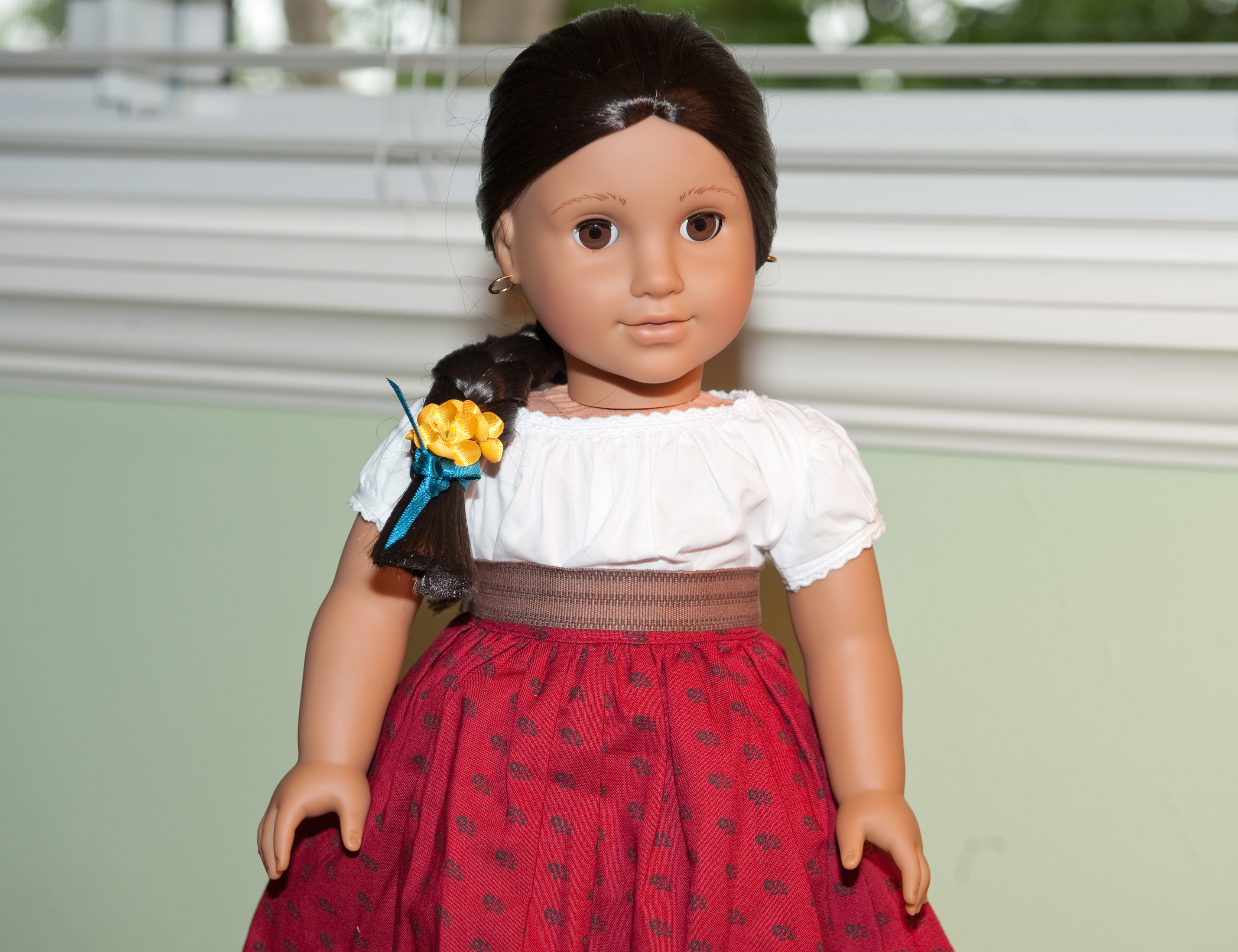 review american girl s josefina doll makes a great cultural gift for hispanic heritage and beyond. Black Bedroom Furniture Sets. Home Design Ideas