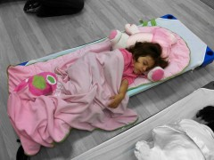 Wordless Wednesday: The School Cot Thumbnail