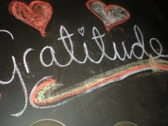 Is there a Strategy on Teaching how to Be Grateful? Thumbnail