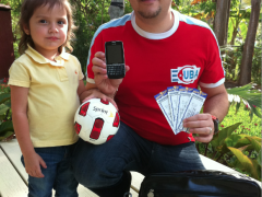 Thanks to Sprint, I'm Taking My Kids to Their First Pro Soccer Match Today Thumbnail