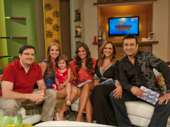 Father's Day TV interview with PapiBlogger is tomorrow on Univision Network's 'Desayuno Alegre' Thumbnail