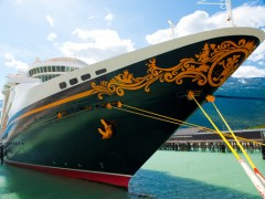 Day 14 of the Miami to Alaska Family Road Trip: To Alaska Aboard the Disney Wonder Thumbnail