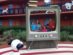 Day 2 of Miami to Alaska Family Road Trip: Disney Resorts and Relaxation Day Thumbnail