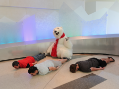 Day 4 of Miami to Alaska Family Road Trip: Atlanta's World of Coke and a Polar Plank Thumbnail
