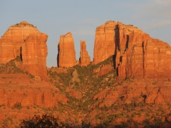 Day 34 of Miami to Alaska Family Road Trip: Sedona's Wonderful Red Rocks Thumbnail
