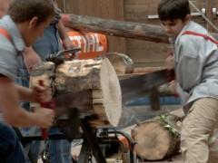 Day 19 of Miami to Alaska Family Road Trip: Lumberjack Adventures and Totem Poles in Ketchikan Thumbnail