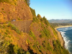 Day 23 of the Miami to Alaska Family Road Trip: Why Oregon's Coast is the Most Scenic in the Continental U.S.A. Thumbnail