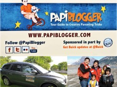 PapiBlogger and Buick Accepting Entries for Guess the Final Road Trip Mileage Contest Now thru Aug 17th Thumbnail