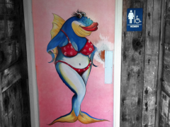 Wordless Wednesday: Fish Woman Thumbnail