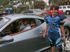 How we met NFL star Ray Lewis Thumbnail