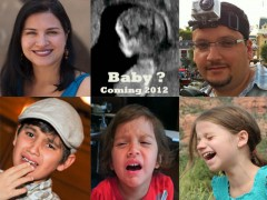 PapiBlogger's Newest Adventure for 2012? A Brand New Baby! Thumbnail