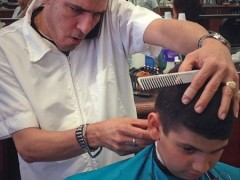 Wordless Wednesday: The Barber Thumbnail