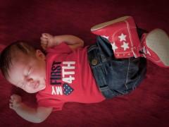 Naomi Photo Journal Day 17: Independence Baby Thumbnail