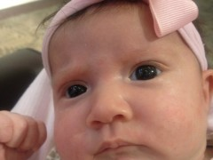 Naomi Photo Journal Day 33: Puffy Cheeks Thumbnail