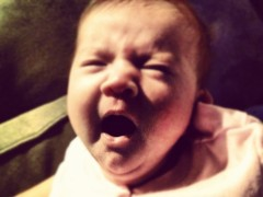 Naomi Photo Journal Day 35: Another Yawn Thumbnail