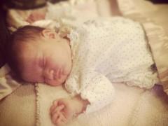 Naomi Photo Journal Day 41: Let me sleep Thumbnail