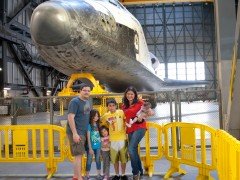 What a Weekend Journey: Space Shuttle Atlantis, Halloween Horror Nights and Universal Studios Orlando Thumbnail