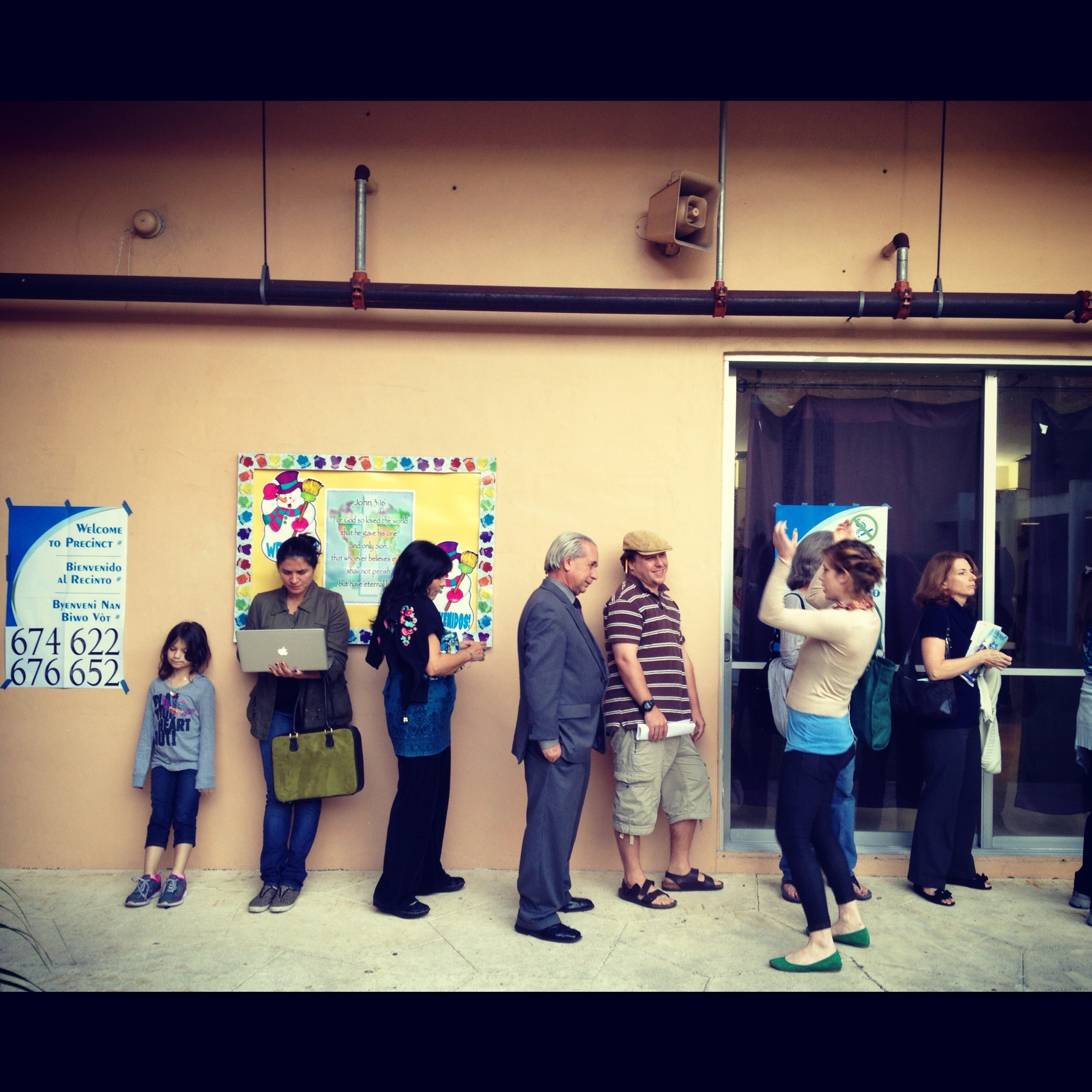 photo essay voting my kids is all in my familia 0
