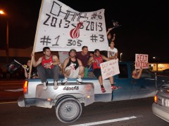 PHOTO ESSAY: Heat Championship Night in Hialeah, Part Two 缩略图