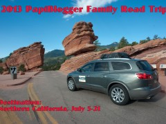 PapiBlogger Rides Again: This Summer we're going for the ultimate Northern California adventure courtesy of State Farm Thumbnail