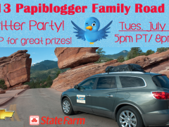 Join Us for Papiblogger's Summer #SFRoadTrip Twitter Party! Thumbnail
