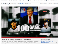 For Major League Baseball players the incentives to cheat outweigh the risks Thumbnail