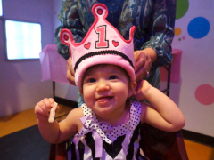 PHOTO ESSAY: Celebrating Naomi's First Birthday Party Thumbnail