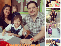 PHOTO ESSAY: Briani's First Day in Kindergarten Thumbnail