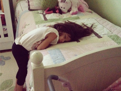The Ultimate Parenting Challenge: Getting our Middle Daughter to Sleep Alone 缩略图