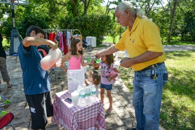The lemonade stand can be an excellent way to teach your kids about business - and generate more revenue!