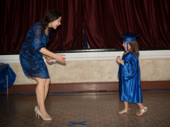 Musical Photo Essay: The Kindergarten Graduate Thumbnail