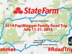 Come with me! My 11-Day PapiBlogger Summer Family Road Trip to Colorado and Utah starts tomorrow! Thumbnail