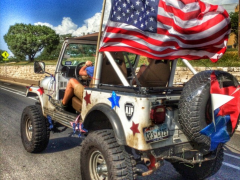 On the Road for the Fourth of July 缩略图