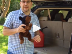 Win two $150 gift cards with my #RoadtripProTips Trunk Safety Giveaway sponsored by State Farm Thumbnail