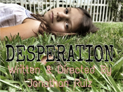 SAVE THE DATE: My teen son's first short film 'Desperation' debuts on YouTube Aug. 1 Thumbnail