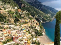 Six Tips on How to Enjoy Europe's Best Road Trip: The Amalfi Coast Thumbnail
