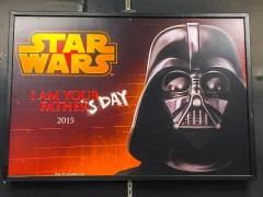 VIDEO: Stylin' with Star Wars T-shirts on Father's Day #JCPStyleByMyKid Thumbnail