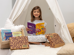 Feppy Bilingual Immersion Subscription Box for Kids Celebrates One-Year Anniversary with New Video Audiobook Feature Thumbnail